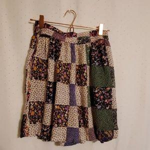 Vintage | Patchwork Shorts